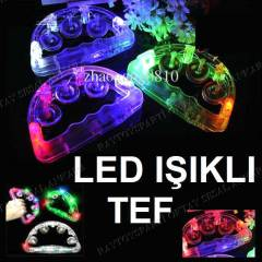 4 LED I�IKLI TEF PART� D���N KINA N��AN �ZEL