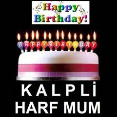 HAPPY BIRTHDAY TEK HARF MUM DO�UM G�N� MUMU