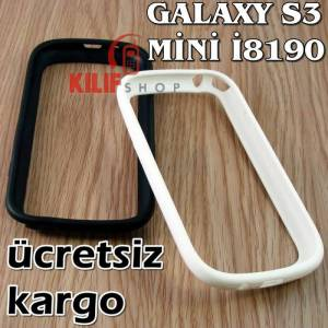 Samsung Galaxy  S3 Mini �8190 Bumper K�l�f+3Film