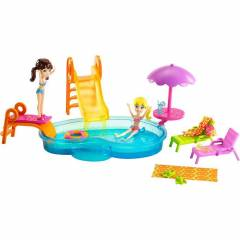 Polly Pocket Pollynin E�lenceli Havuzu