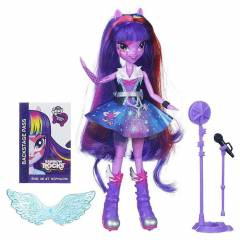 My Little Pony Equestria Girls S�per Star Twili