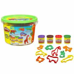 Mini Play-Doh Kovam Ye�il