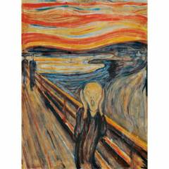 Clementoni 500 Par�a Puzzle Munch The Cry