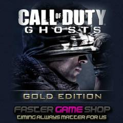 Call Of Duty Ghosts Gold Edition Steam �ngilizce