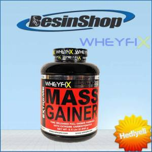 WheyFix Mass Gainer 2948 Gr  Strawberry