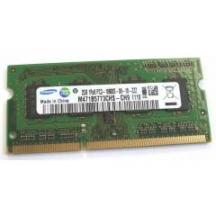 Samsung DDR3 1066 SODIMM 2GB NOTEBOOK RAM