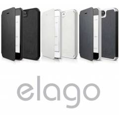 iPhone 5S KILIF DER� ELAGO OUTF�T LEATHER