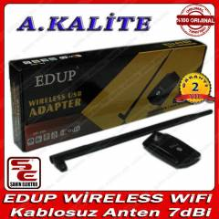 EDUP ED-200 USB W�RELESS ADAPTER 7dB ANTENL�