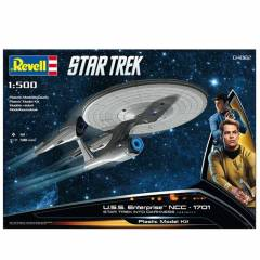 Revell Star Trek Enterprise Movie XII 1:500 �l