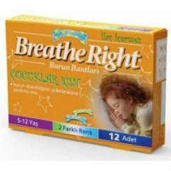 Breathe Right �ocuklar ��in Burun Band�