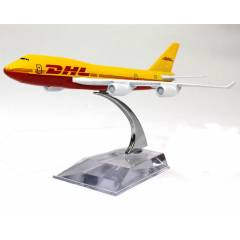 DHL Cargo Model U�ak Biblo Mini