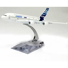 Airbus A380 Airlines Model U�ak Biblo Mini