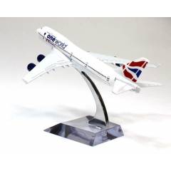 British Airways Model U�ak Biblo Mini