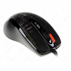A4TECH X7 F5 USB 3000CPI GAMER MOUSE
