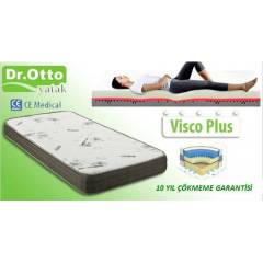 Dr. Otto Visco Full Ortopedik 80x200 Visco Yatak