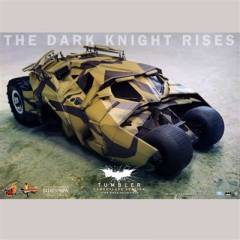Batmobile Dark Knight Rises 1/6 74 cm mode araba