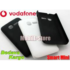 Vodafone Smart Mini Slim Rubber K�l�f+3xFilm