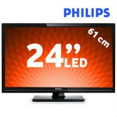 Philips 24PFL3108H HD Ready 100 Hz. Led TV