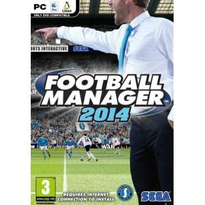 FM 14 FOOTBALL MANAGER 2014 STEAM CD KEY T�RK�E
