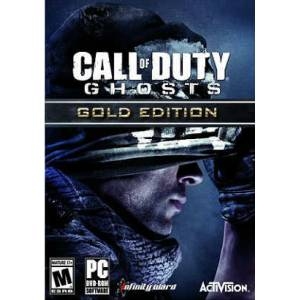 CALL OF DUTY GHOSTS GOLD EDITION STEAM CD KEY EU