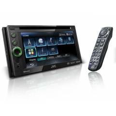 "JVC KW-AV61BT. In-Dash 6.1"" BLUETOTH/DVD/MP3/USB"