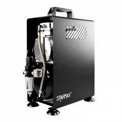 Sparmax TC-610H Mini Airbrush Kompres�r�