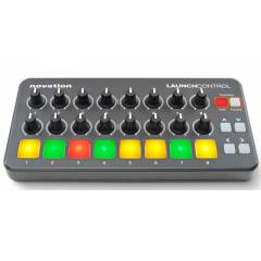 Novation Launch Control DJ Midi Controller