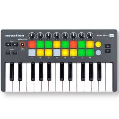 Novation Launchkey Mini MIDI Klavye - 25 Tu�