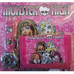MONSTER HIGH �OCUK KOL SAAT� VE C�ZDAN    008545