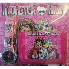 MONSTER HIGH �OCUK KOL SAAT� VE C�ZDAN    008455
