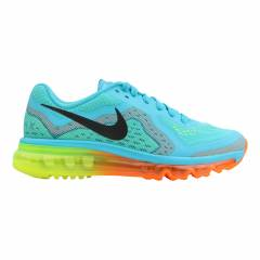NIKE AIR MAX 2014 GAMMA BLUE / BLACK-ORANGE