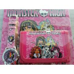 MONSTER HIGH �OCUK KOL SAAT� VE C�ZDAN    09657