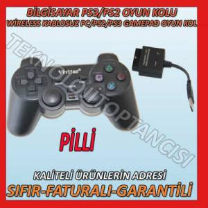 PS 3 KABLOSUZ OYUN KOLU GAMEPAD WIRELESS PS3