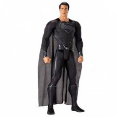 Superman Man of Steel Siyah Kost�ml� Dev Fig�r 8