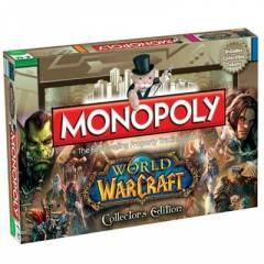World of Warcraft Monopoly (ingilizce)