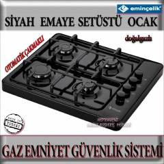 EM�N�EL�K s�per S�YAH DO�ALGAZ SET �ST� OCAK