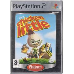 PS2 - Chicken Little : PlayStation 2