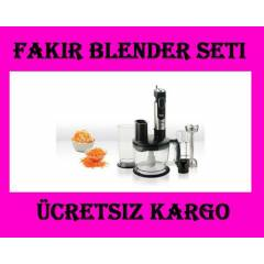 FAK�R BLENDER SETI MEZZA PLUS (MEZZA PLUS)