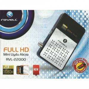 Rowell Full HD Mini uydu Al�c�s� RVL-22000