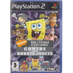 SpongeBob Attack of the Toybots - Playstation 2