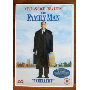 THE FAMILY MAN - NICOLAS CAGE - DVD 2.EL