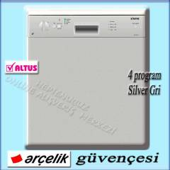 Altus 4 program Silver Gri bula��k makinesi