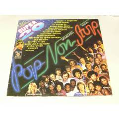 V. A. - Super 20 - Pop Non Stop , LP Boney M.