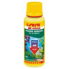 Sera pH Minus / Akvaryum pH D���r�c� 100 Ml.