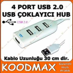 4 Port Usb Hub Usb �oklay�c� Usb 2.0