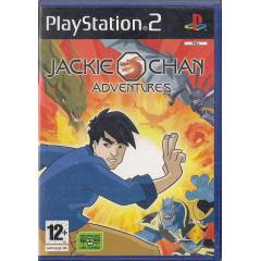 Jackie Chan Adventures - Playstation 2