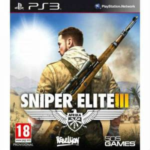 SNIPER ELITE 3 PS3 OYUN (((WORLDBAZAAR)))