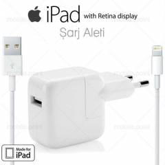 Apple iPad Mini Retina �arj Aleti ve Data Kablo