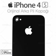 Apple iPhone 4S Arka Kapak Pil Kapa��
