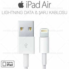 Apple iPad Air USB Data ve �arj Kablosu